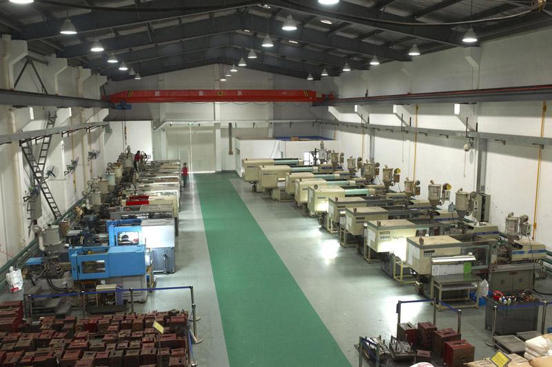 硅胶工厂_工厂图片 - 关于海博 - 无锡市海博精密橡塑制品有限公司